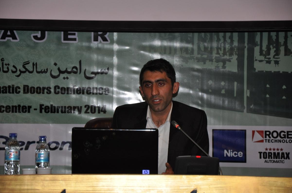 مصطفی احمدی